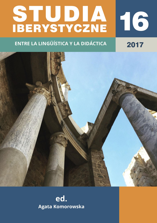 View Vol. 16 (2017): Entre la lingüística y la didáctica